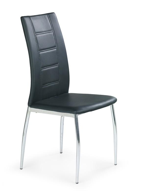 K134 stolička čierna