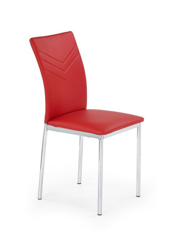 K137 stolička červená