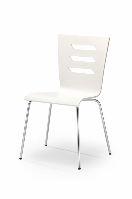 K155 stolička biela