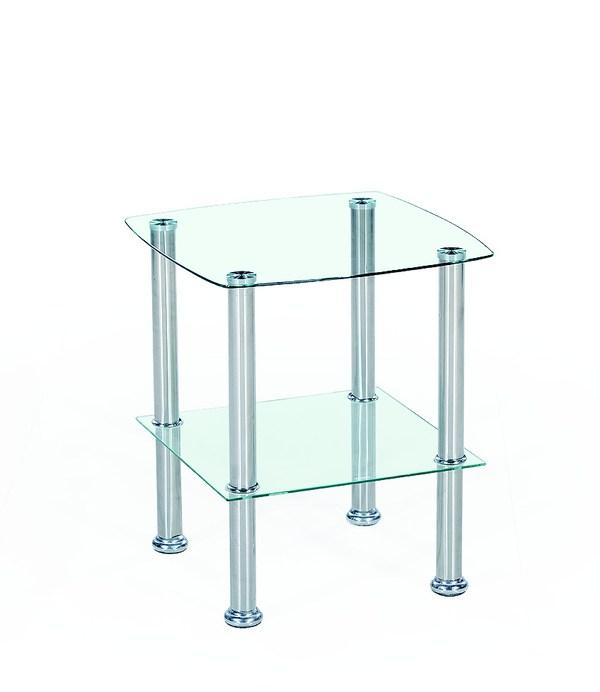 CANARIA konferenčný stolík bezfarebný