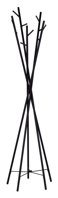 W35 vešiak čierny
