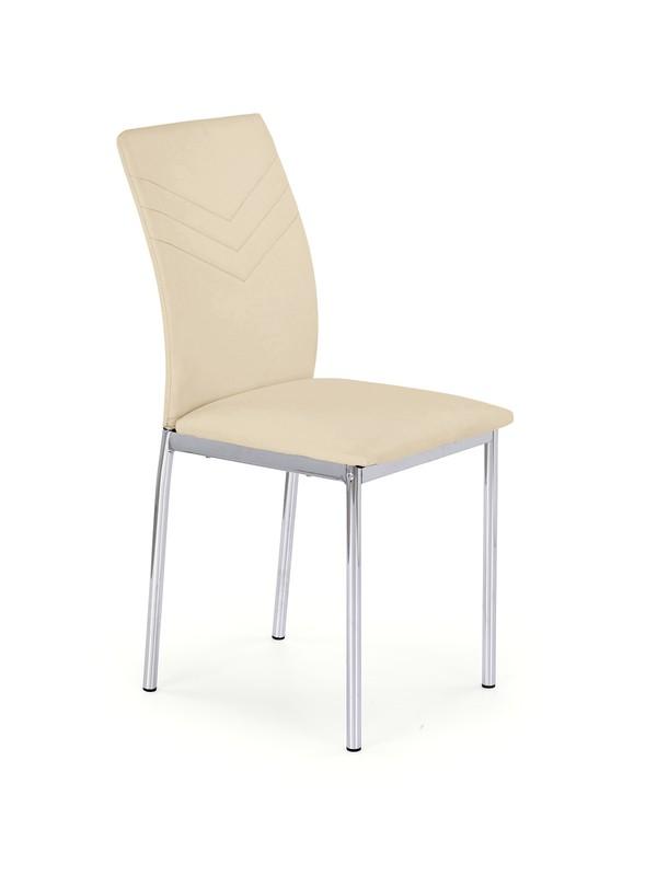 K137 stolička béžová