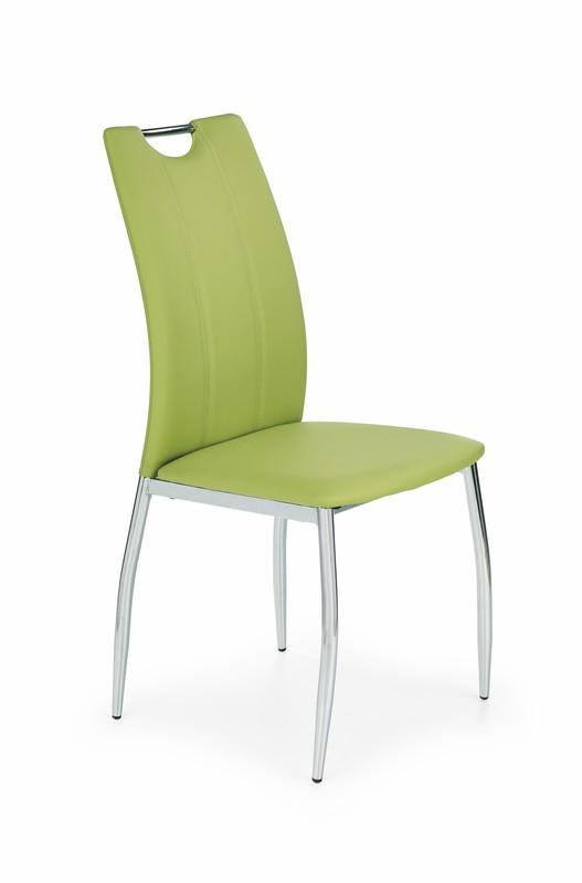 K187 stolička zelená