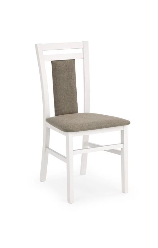 HUBERT8 stolička biela / tap: Inari 23
