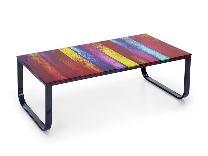 PANDORA konferenčný stolík viacfarebný