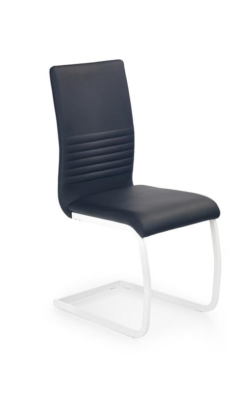 K185 stolička čierna