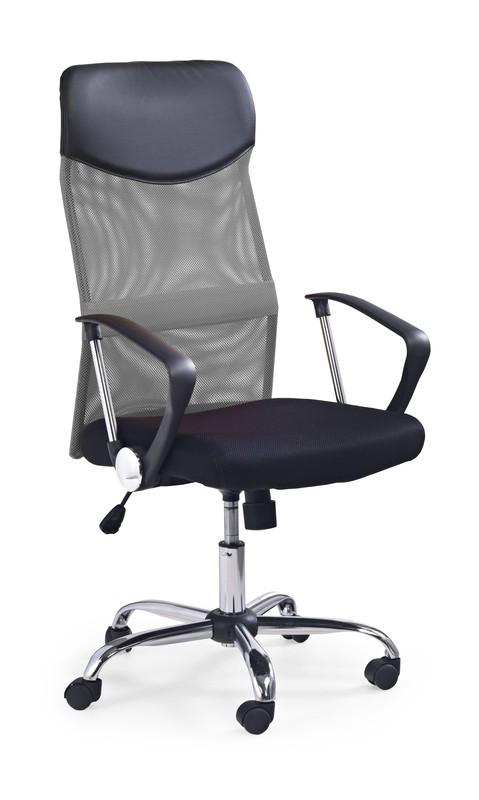VIRE kancelárska stolička šedá