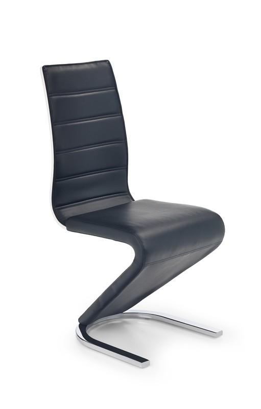 K194 stolička čierna