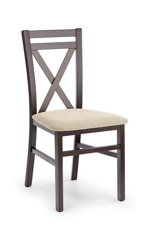 DARIUSZ stolička tmavo orech / tap: Vila 2