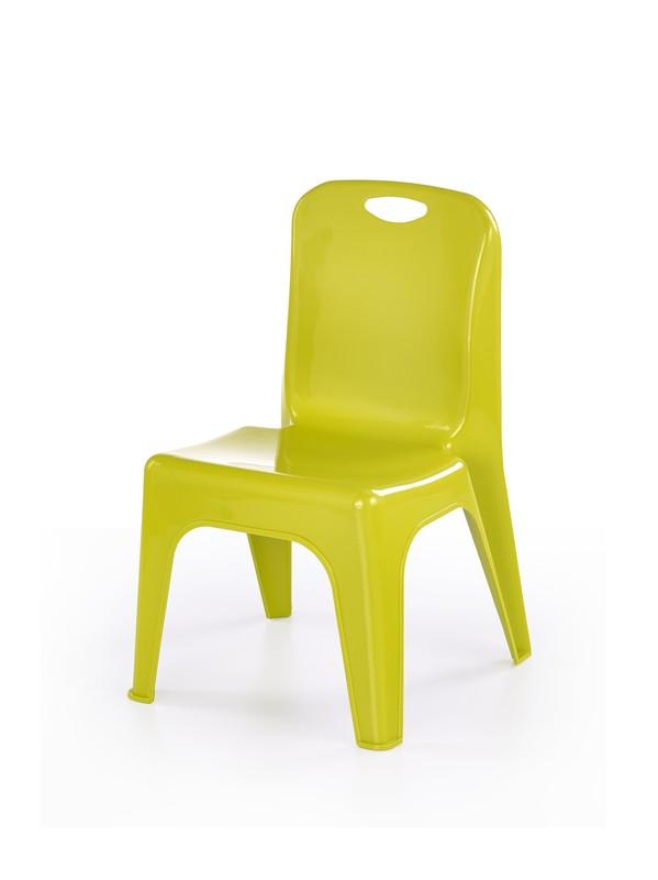 DUMBO stolička pre deti zelená