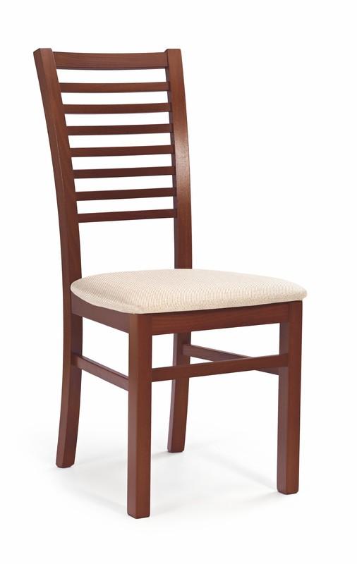 GERARD6 stolička čerešňa ant. II / tap: MESH 1