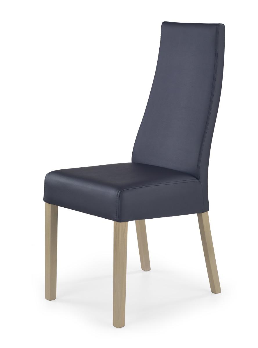 KORDIAN stolička dub sonoma / tap: MADRYT 125