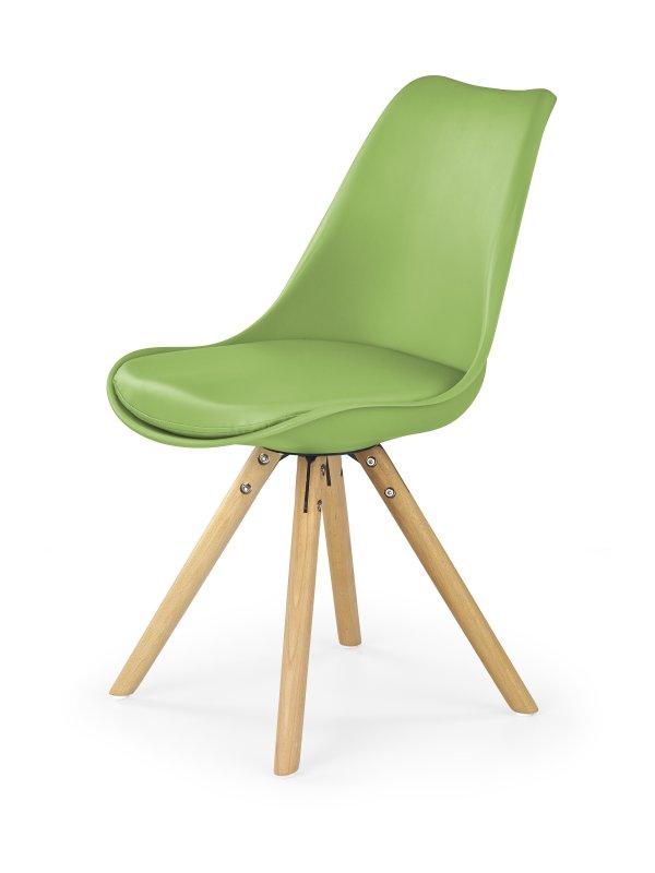 K201 stolička zelená