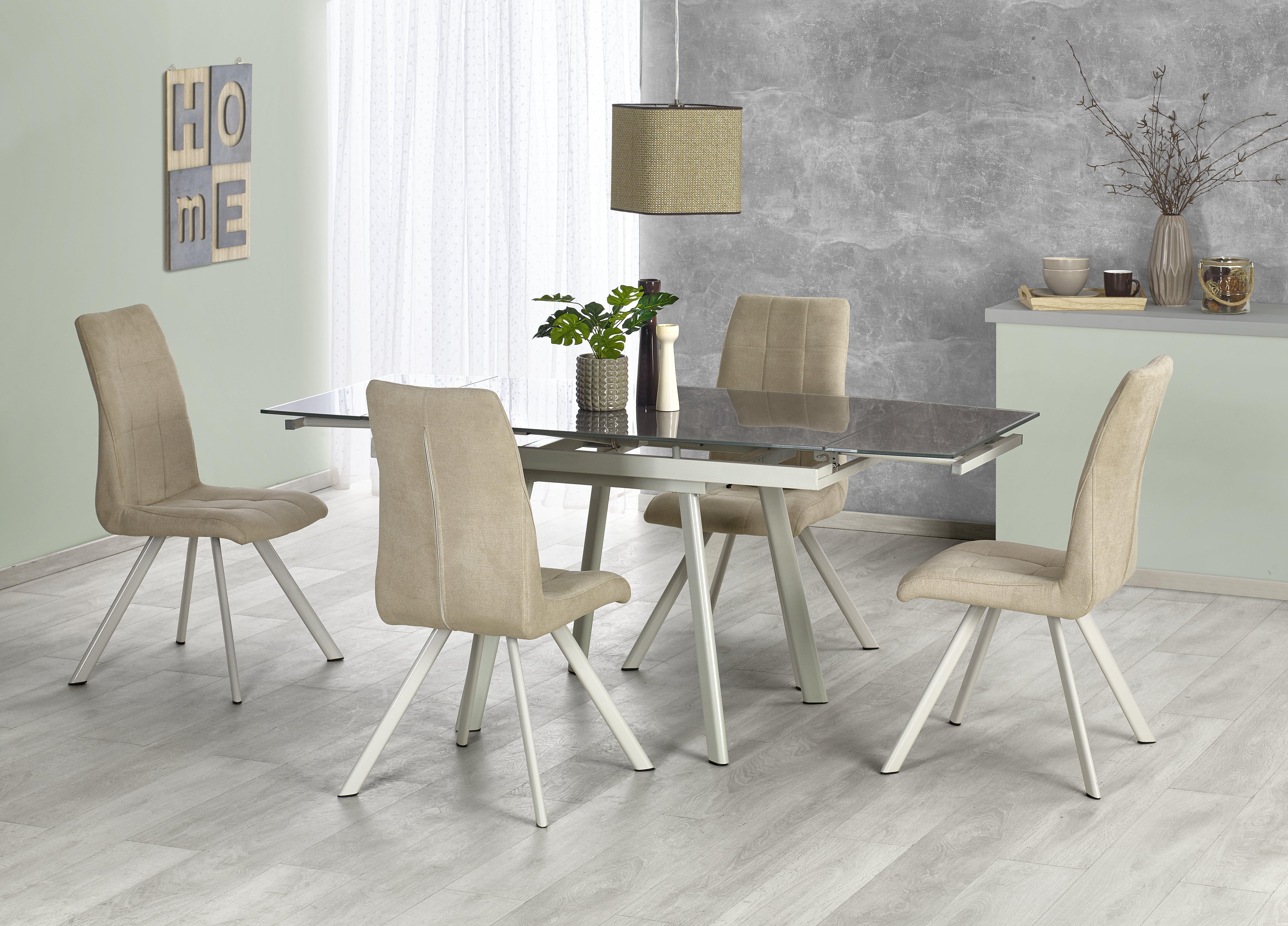 TURION stôl béžový