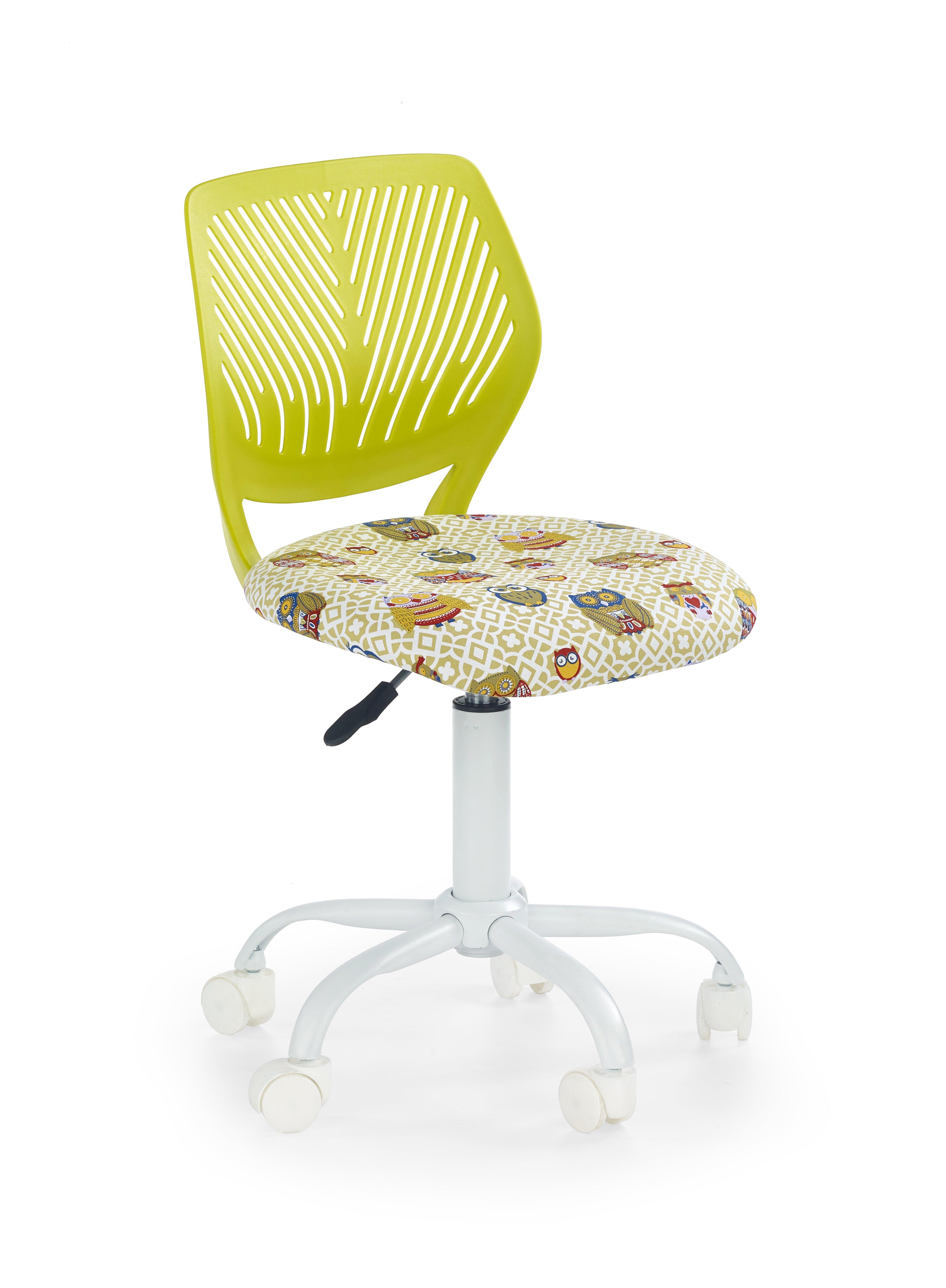 BALI detská stolička zelená