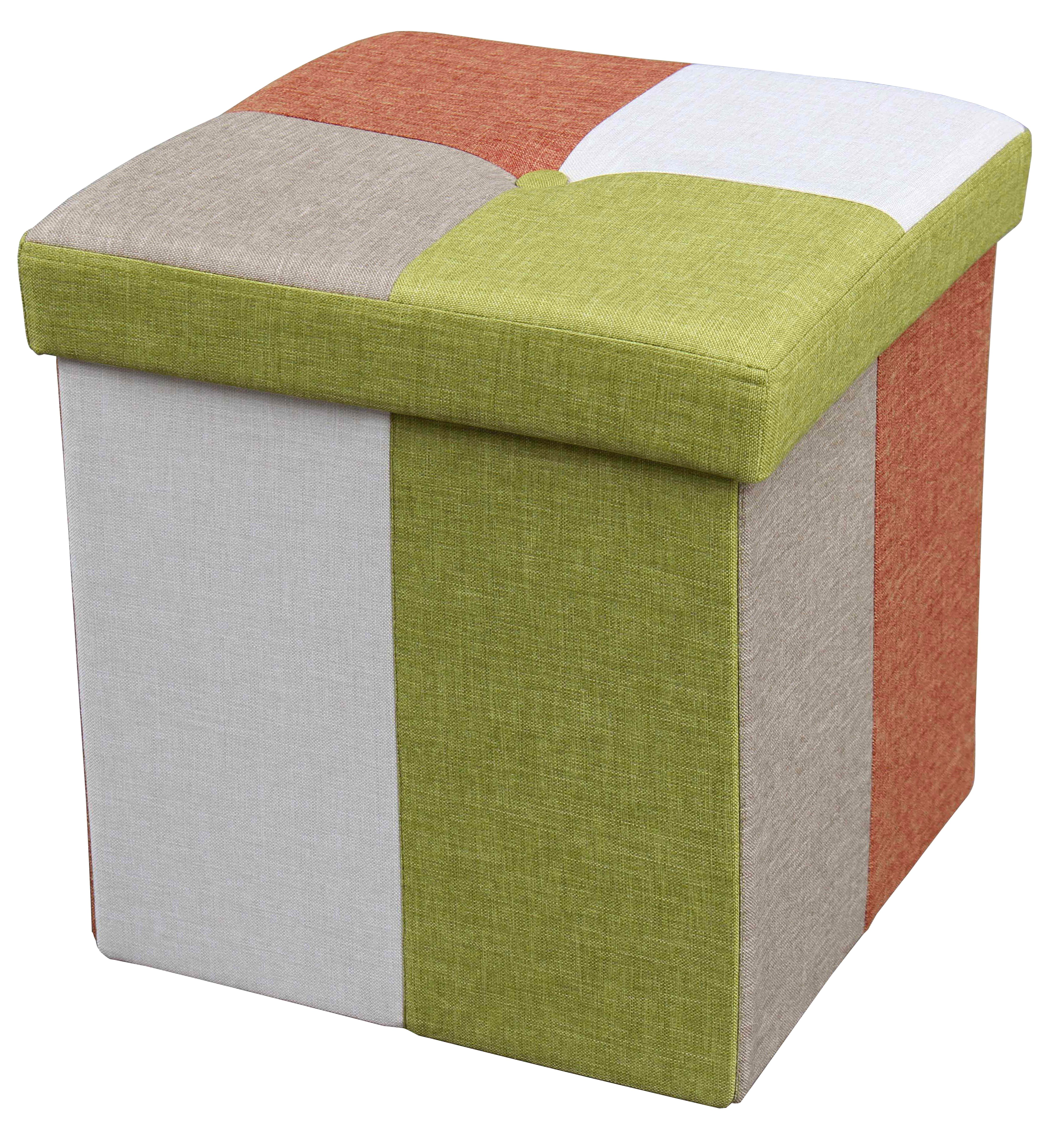 FILY 2 taburetka viacfarebná