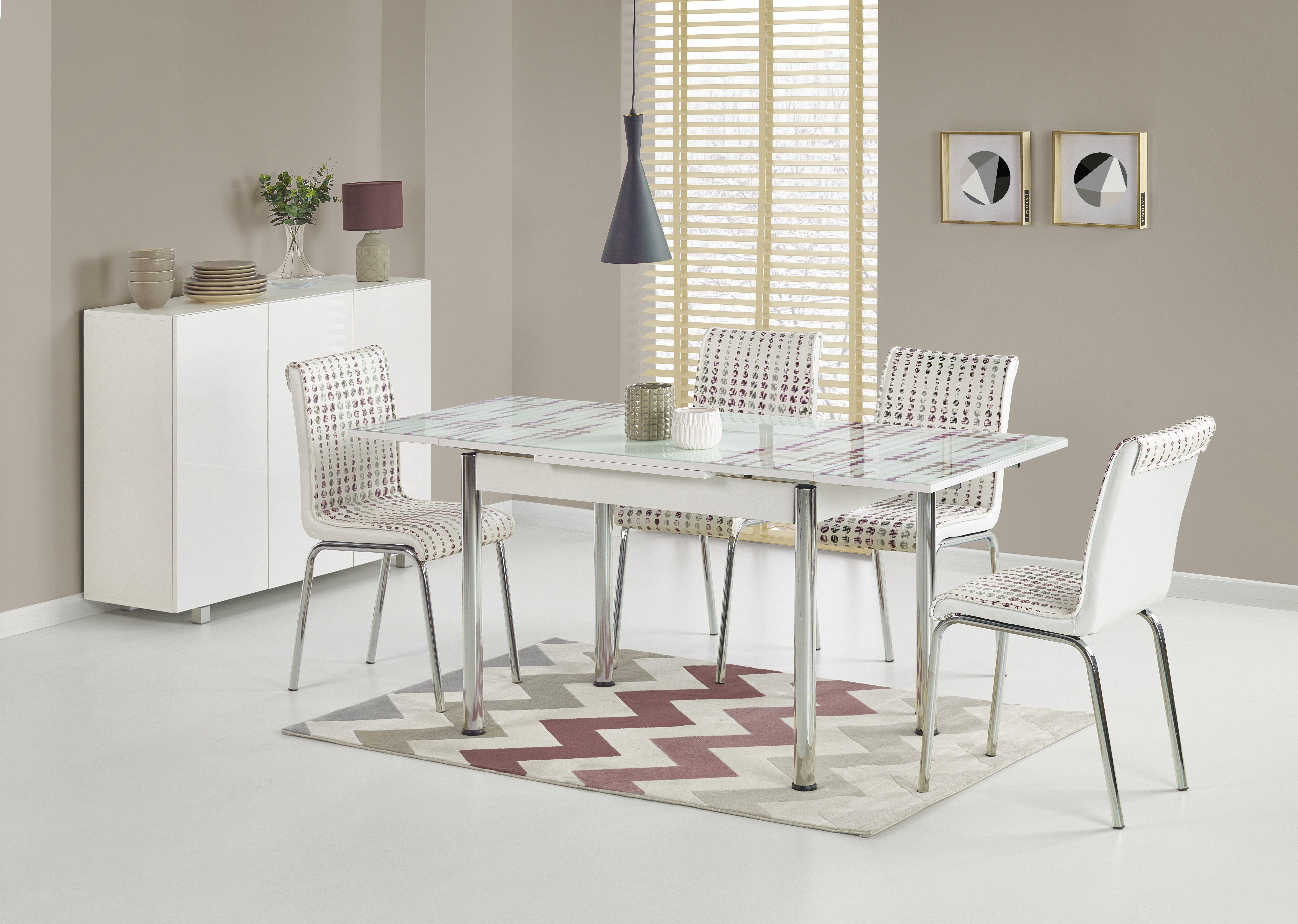 STANBUL 2 stôl rozkladací viacfarebný