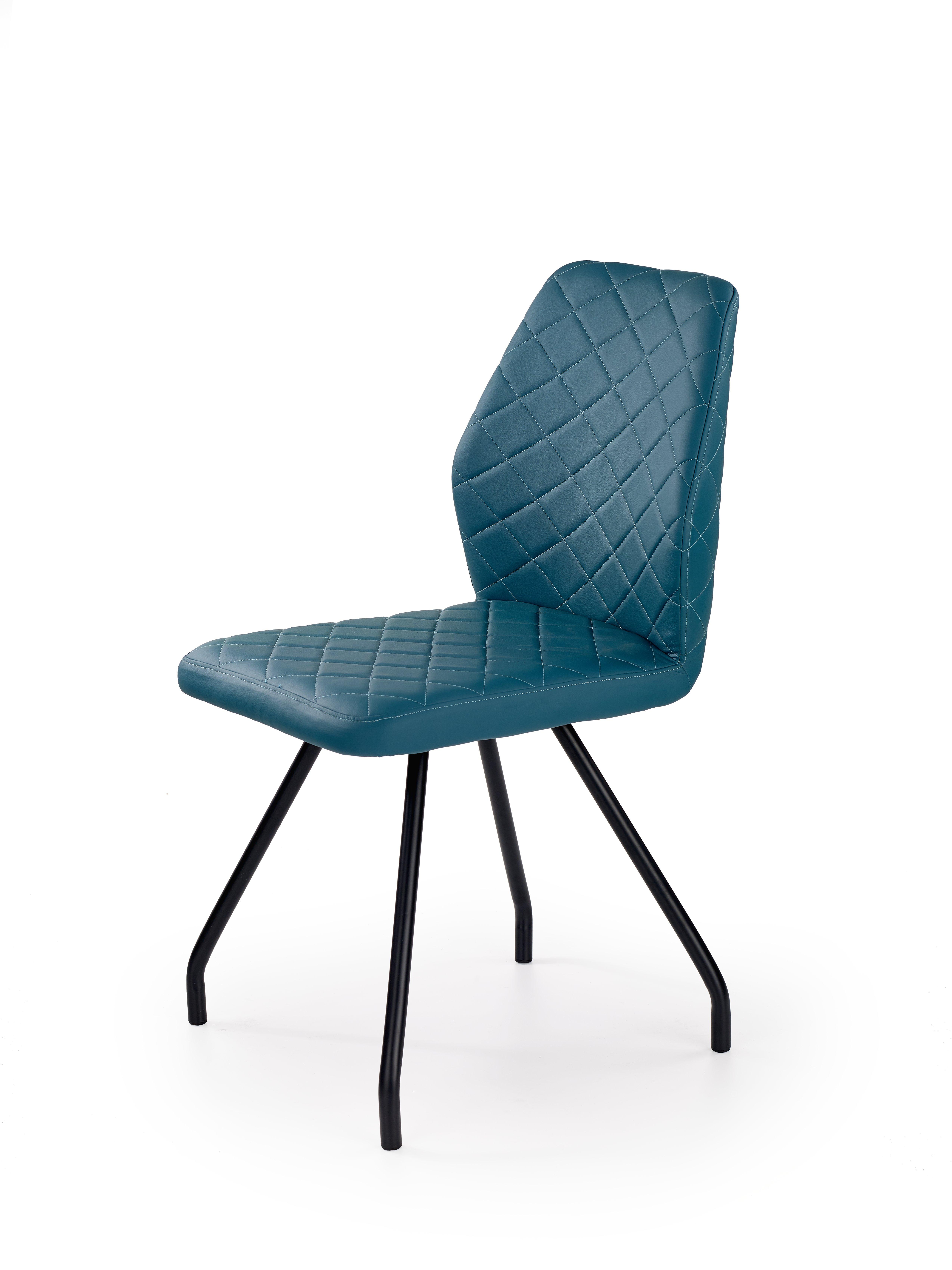 K242 stolička tyrkysová