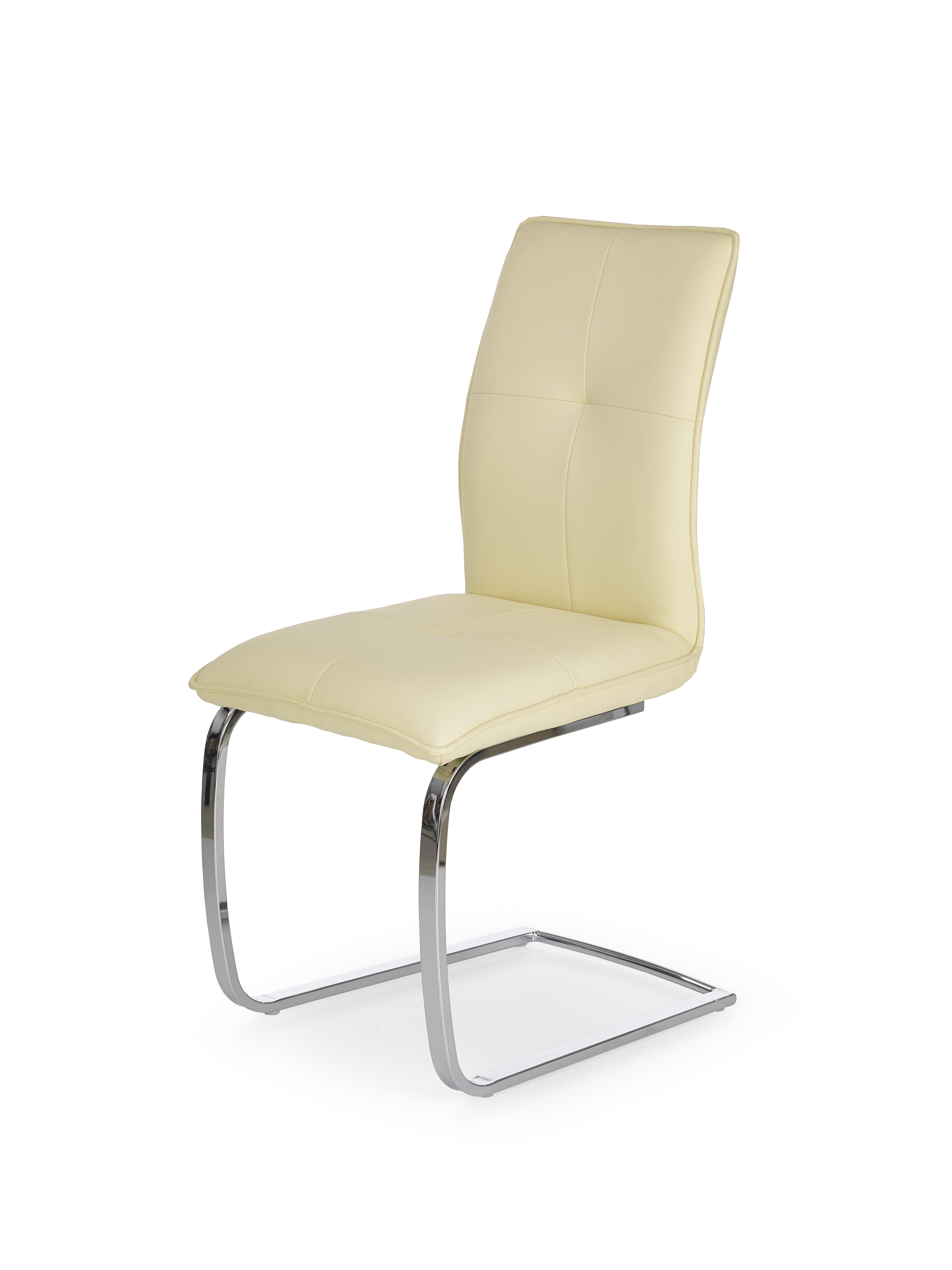 K252 stolička vanilková