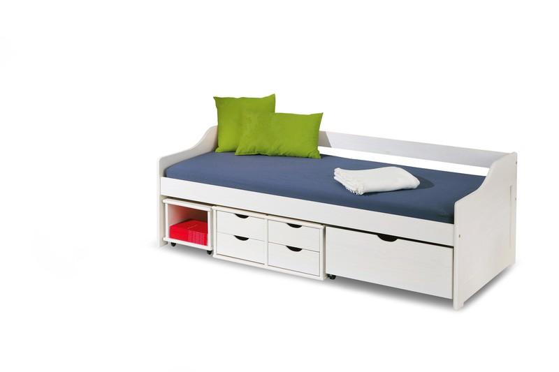 FLORO 2 postel biela