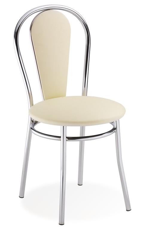 TULIPAN Plus kancelárska stolička V-18  krem
