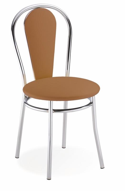 TULIPAN Plus kancelárska stolička V-49  j.hnedá