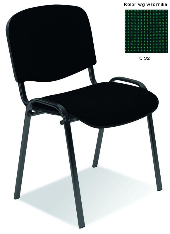ISO stolička C32  zelená